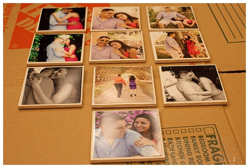 DIY Photo Coasters 3
