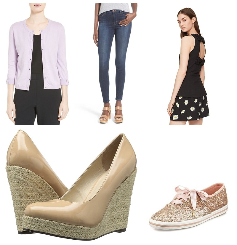 journey of doing - Favorite Spring Staple Wardrobe Pieces