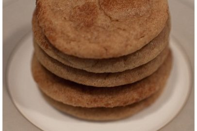 Look no further for the best Snickerdoodle recipe! These cookies not only come out soft and chewy, but they also bake perfectly for gifts!