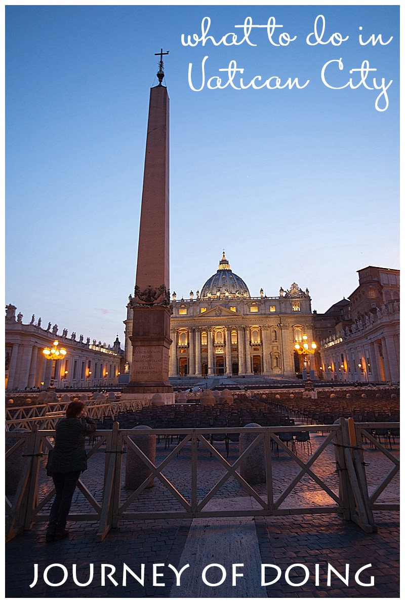 What To Do In Vatican City