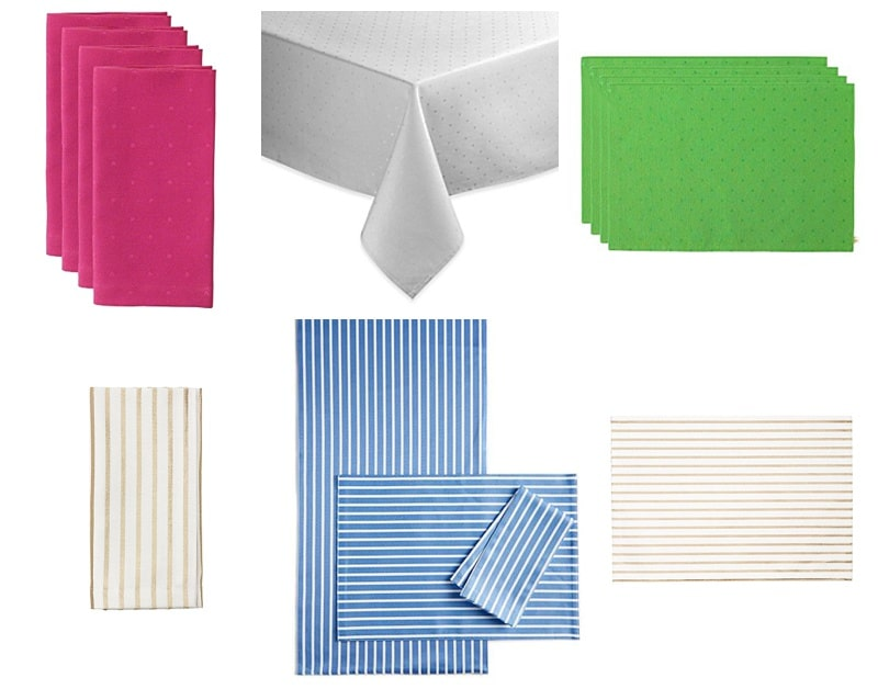 Kate Spade Table Linens  Journey Of Doing - Kate spade table linens