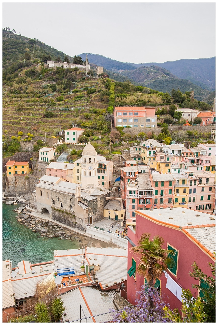 journey of doing - Cinque Terre weekend