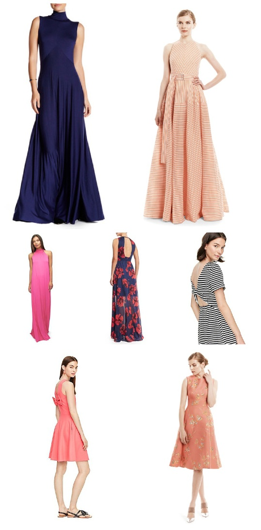 journey of doing - Spring Dresses for Italy