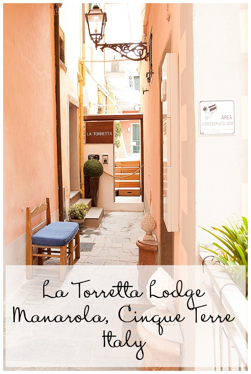 journey of doing - best place to stay in cinque terre; La Torretta Lodge