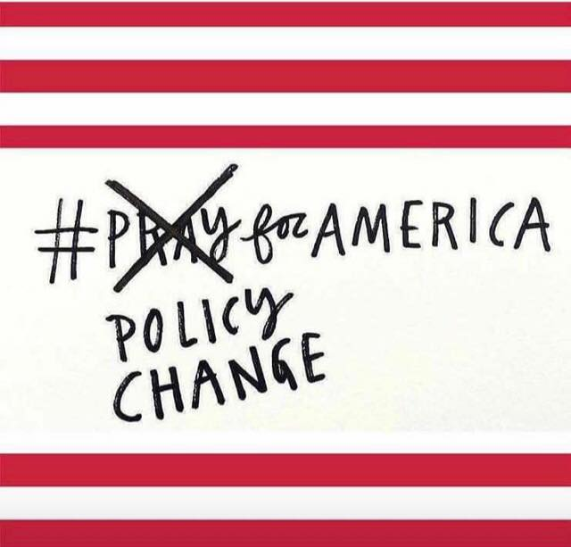 journey of doing - policy change for america