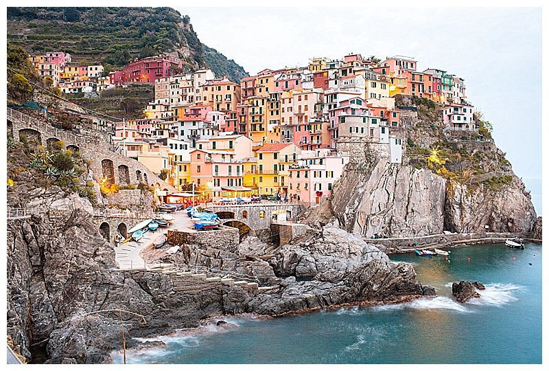 journey of doing - Cinque Terre