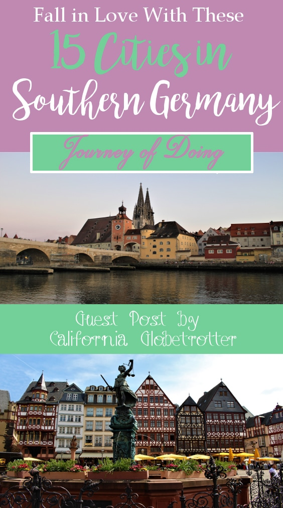 journey of doing - Best Cities in Southern Germany