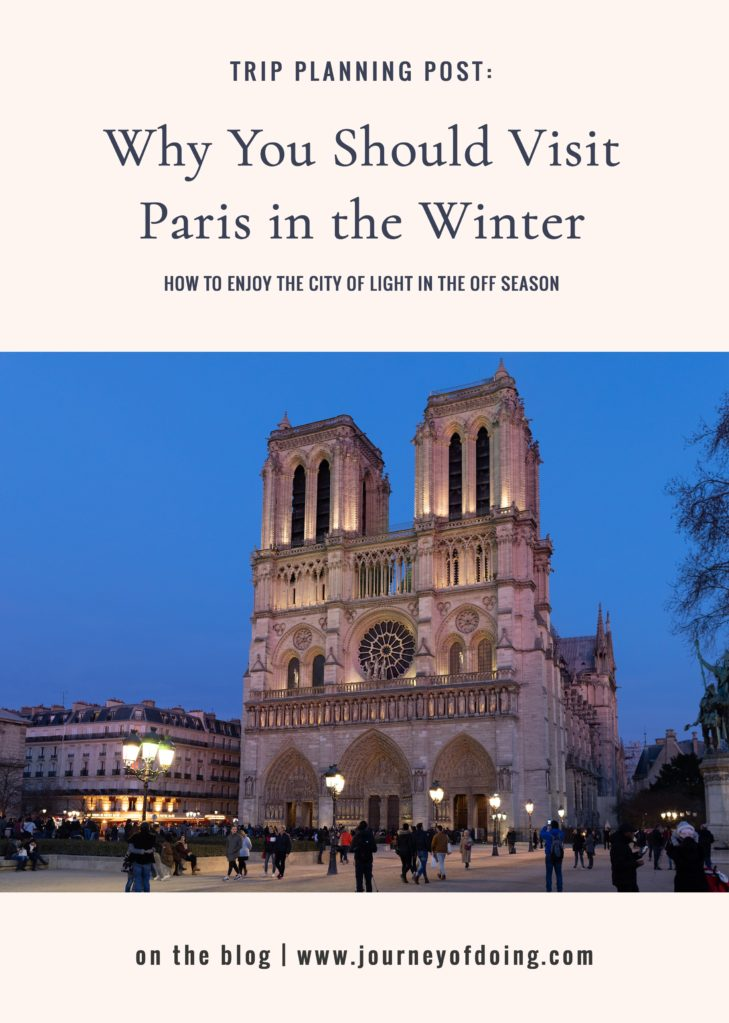 Winter in Paris: Things to Do & More - journey of doing